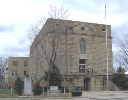 Greenup County Court House